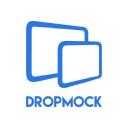 Drop Mock logo icon