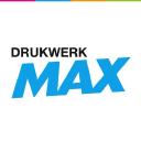 Drukwerk Max logo icon
