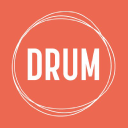Drum Agency logo icon