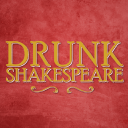 Drunk Shakespeare logo icon