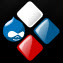 Drupal logo icon