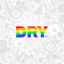 DRY SODA CO logo