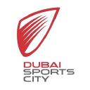 Dubai Sports City logo icon