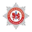 Devon & Somerset Fire & Rescue Service logo icon