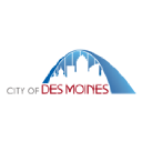 Des Moines Public Works Department logo