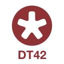 Dt42 logo icon