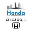Honda of Downtown Chicago logo