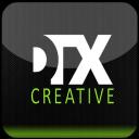 Dtx Creative logo icon