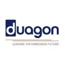 Duagon logo icon