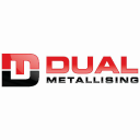 Dual Metallising logo icon