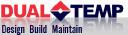 dualtemp.com logo icon