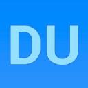 Du Ad Platform logo icon
