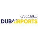 Dubai Airports logo icon
