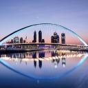 Dubai City Guide logo icon