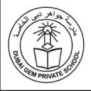 Dubai Gem Private School logo icon