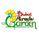 Dubai Miracle Garden logo icon