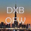 Dubai Ofw logo icon