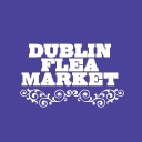 Dublin Flea Christmas Market logo icon
