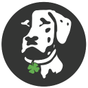 Dublin Dog logo icon