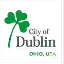 Dublin, Ohio, Usa logo icon