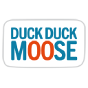 Duck Duck Moose logo icon