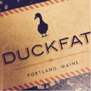 Duckfat logo icon