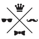 Dudepins logo icon