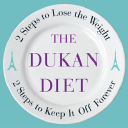 Dukan Diet logo icon