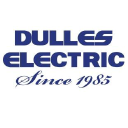 Dulles Electric logo icon