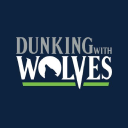Dunking With Wolves logo icon