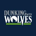 dunkingwithwolves.com logo icon