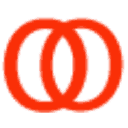 Duo Circle logo icon