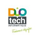 Duotech logo icon
