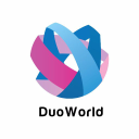 Duo World logo icon