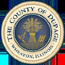 Du Page County logo icon