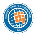 The Health Department logo icon