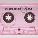 Duplication logo icon