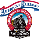 Durango & Silverton Narrow Gauge Railroad logo icon