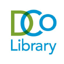 Durham County Library logo icon