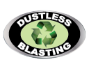 Dustless Blasting logo icon