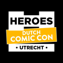 Dutch Comic Con logo icon