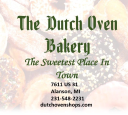 Dutch Oven Shops logo
