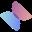 Duzzle logo icon