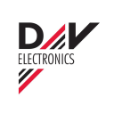 D&V Electronics Ltd. logo