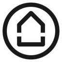 Dwelle logo icon