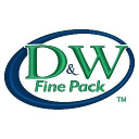 D&W Fine Pack logo icon