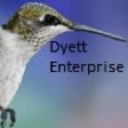 Dyett Enterprise Recruitment logo icon