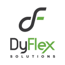 Dy Flex Solutions logo icon