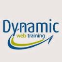 Dynamic Web Training logo icon