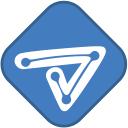 Dynoden logo icon